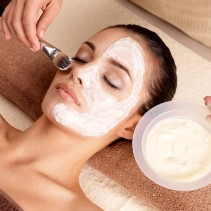 Facial treatments by Ettane
