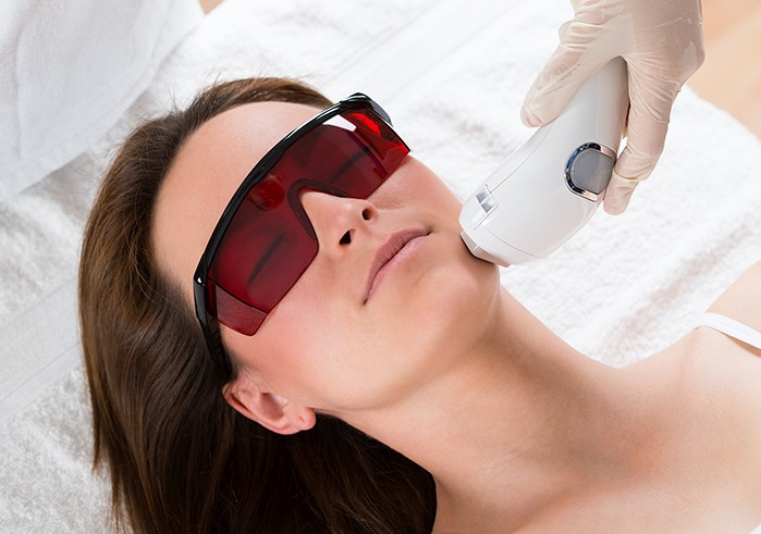 Laser Hair Removal Services from Ettane
